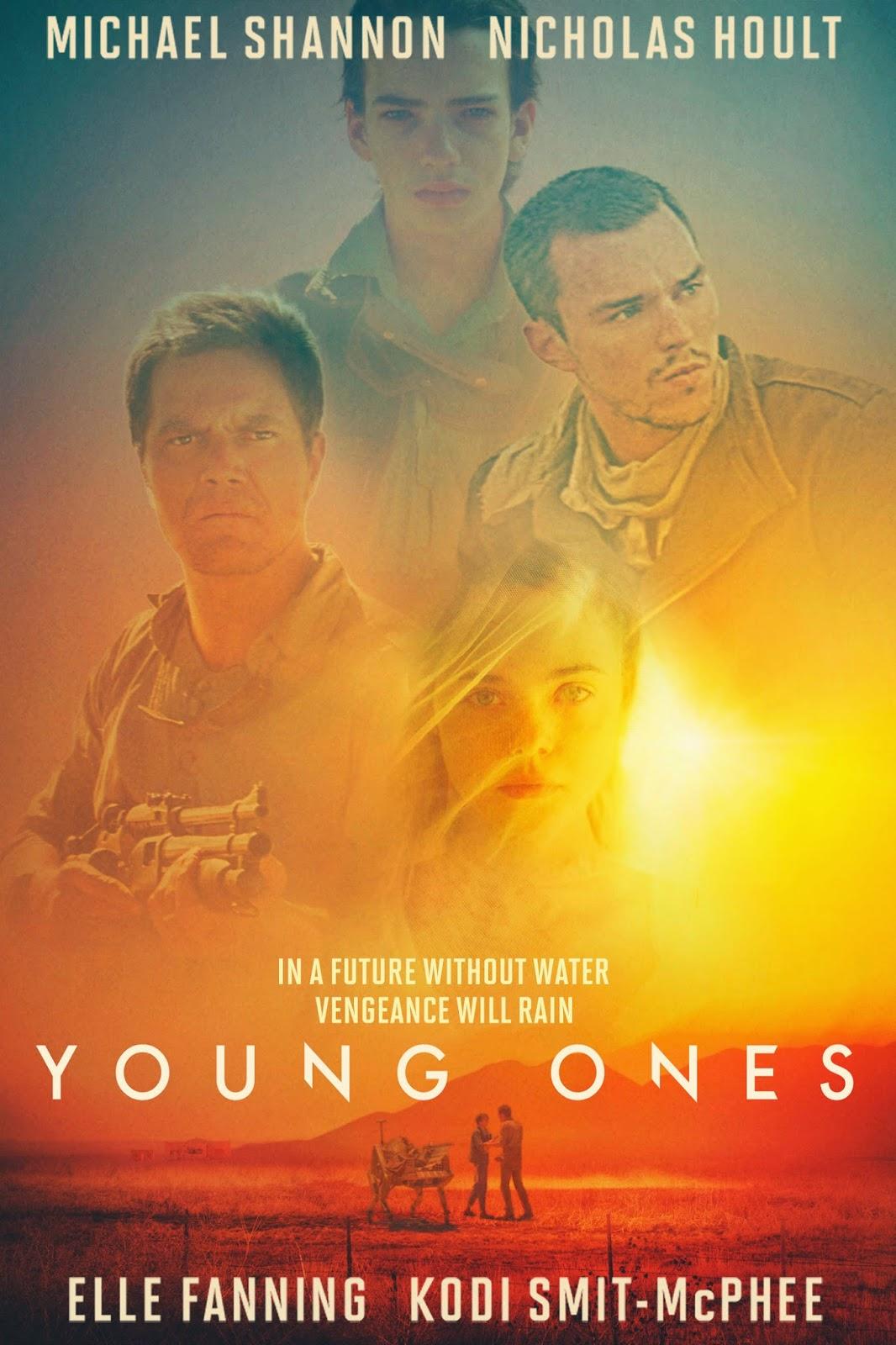 Young Ones (2014) เมืองเดือด วัยระอุ [HD]