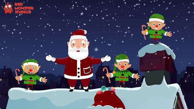 Merry Christmas 2018 Tree Images Cartoon 2018