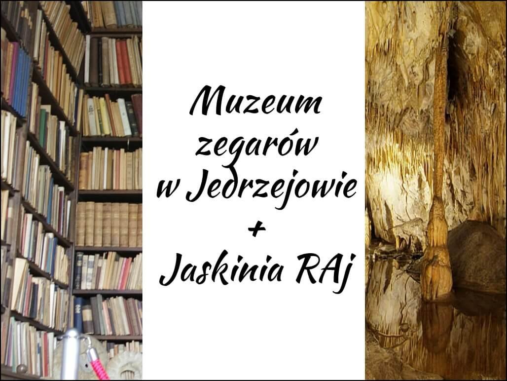 Muzeum Zegarów w Jędrzejowie, Jaskinia Raj