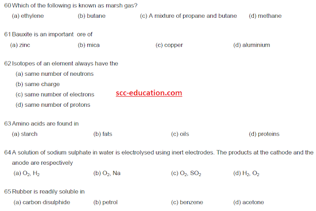 ,science for cet,science questions for entrance test,Delhi polytechnic combined entrance test ,