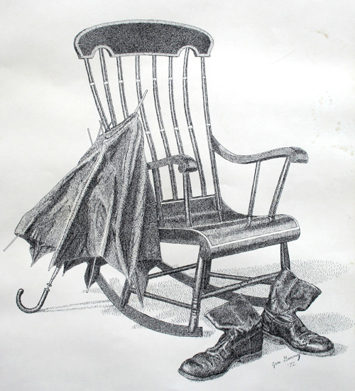 Kids Rocking Chair Drawing Gurney Journey Part 1 The
