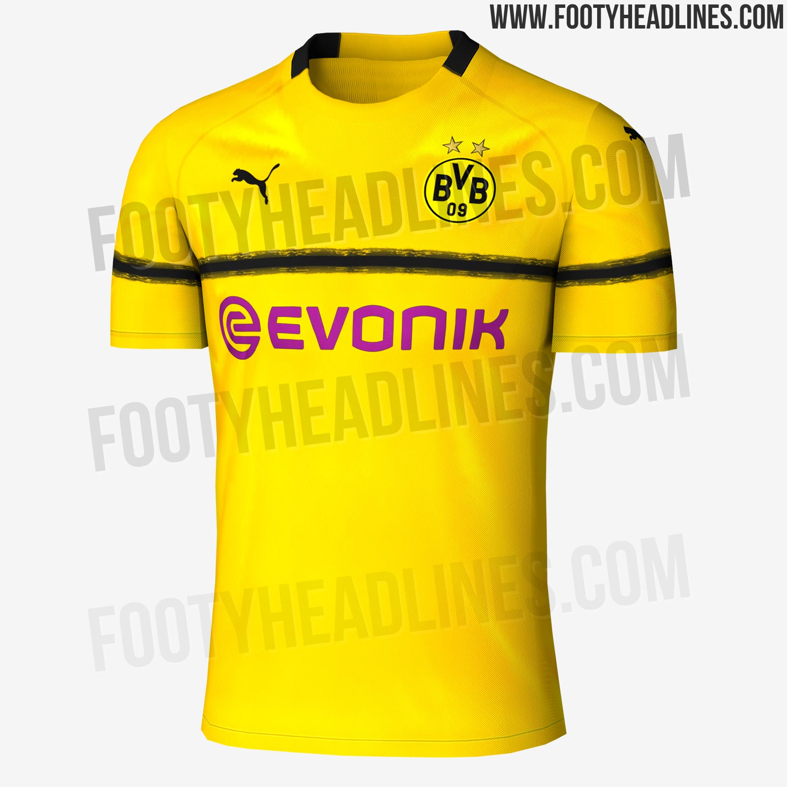 43b4526daf2 Dortmund 18-19 Champions League Kit Leaked