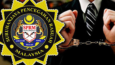Pengurus PPK Melaka Ditahan SPRM