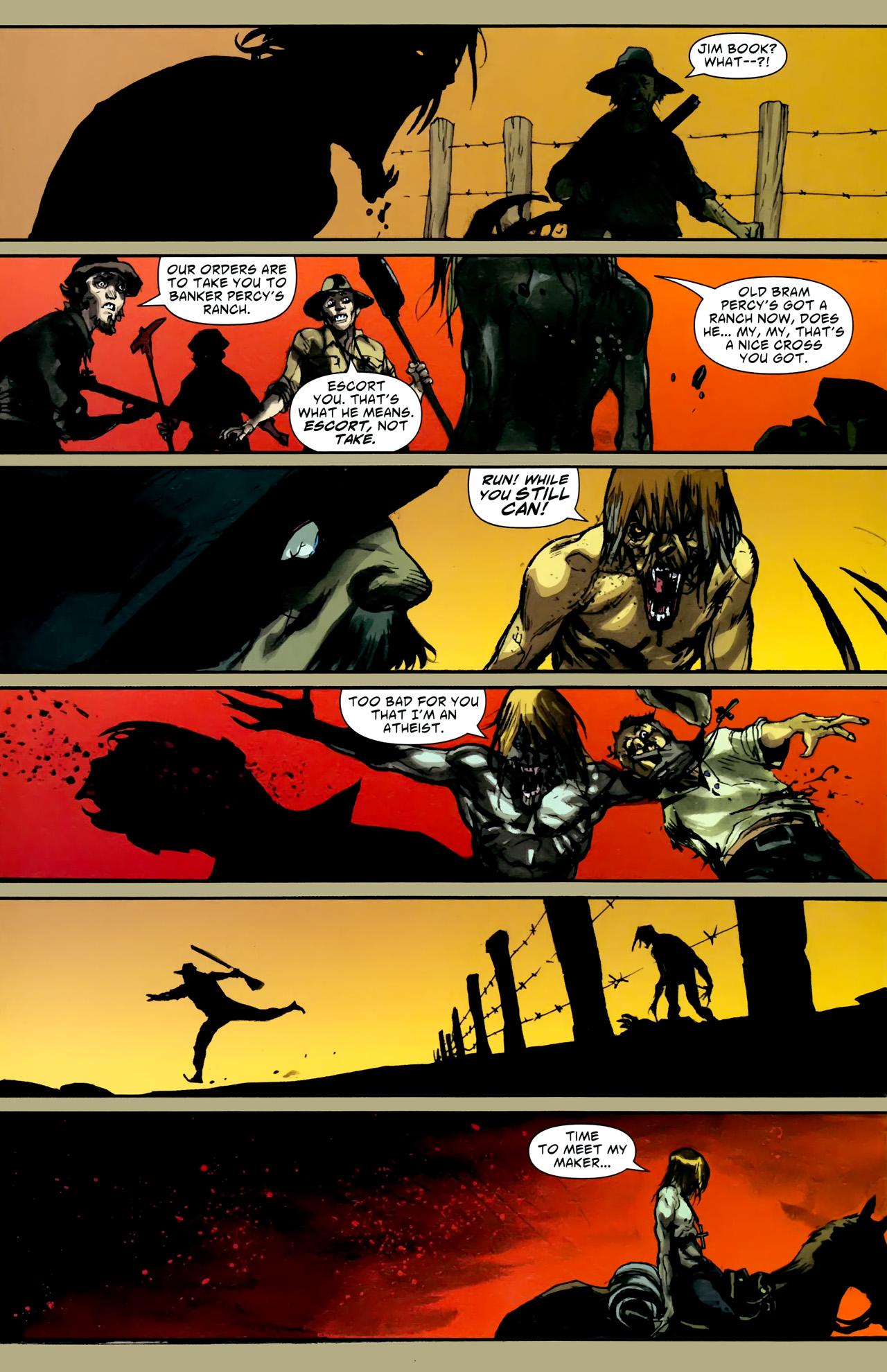 Read online American Vampire comic -  Issue #5 - 25