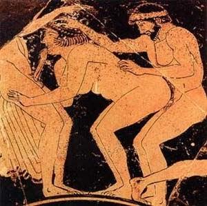 Postura Sexo Griego 113