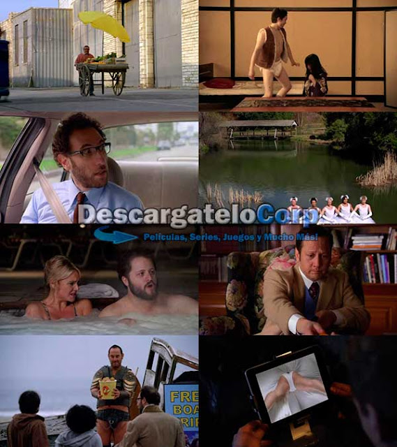 InAPPropriate Comedy DVDRip Latino