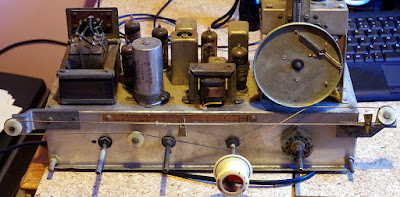 BUSH VHF 54 chassis drive cord