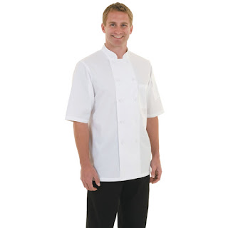 Chef Works Montreal Unisex White Cool Vent Chefs Jacket
