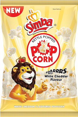 @SimbaChipsSA Launches Ready-to-eat Kettle Popped-Popcorn #SimbaPopcorn