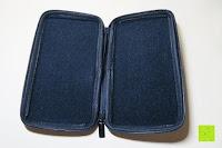 offen innen: Taschenrechner Schutztasche für Casio FX 991 ES / DE Plus