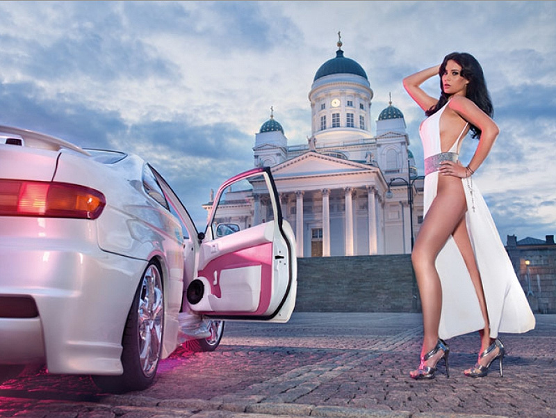 hot girls private show helsinki