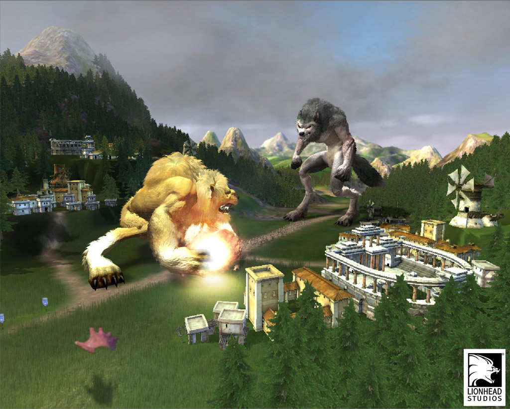 game pc creatures battle hd gods molyneux lion god peter fanpop updated worlds gaming remake would impressions tech graphics features