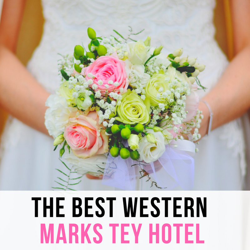Gay Wedding Venues The Best Western Marks Tey Hotel Near Colchester