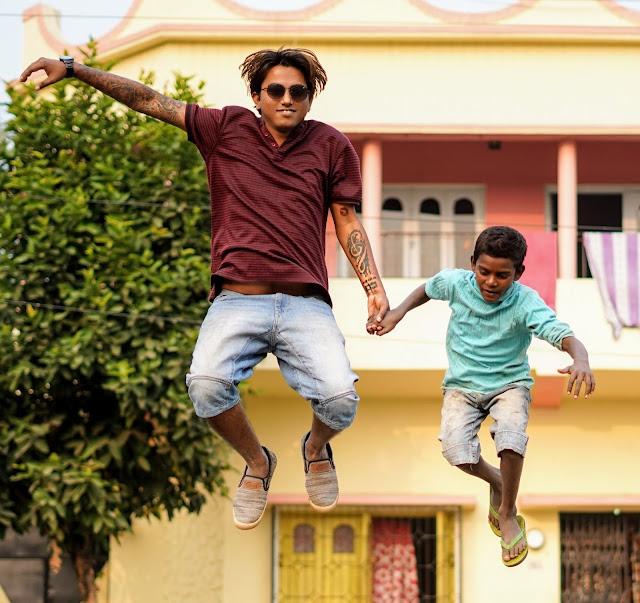 Helping Hand- Sourajit Saha 2