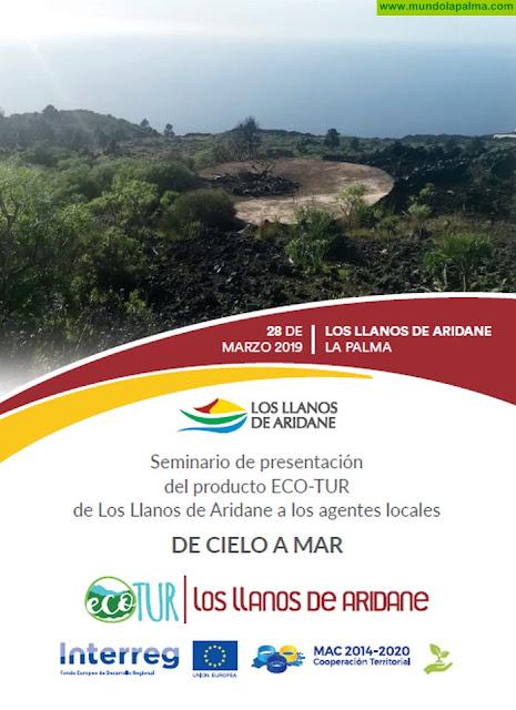 El Ayuntamiento de Los Llanos de Aridane presenta la Ruta Eco-Tur del Cielo al Mar