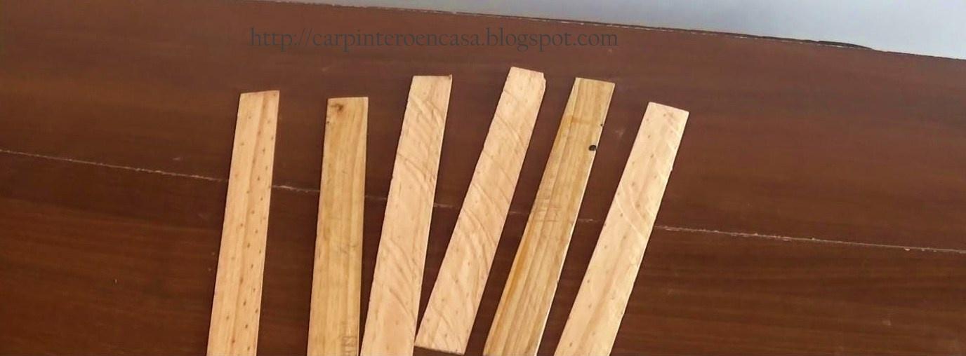 Como hacer manijas de madera for Manijas para puertas de madera
