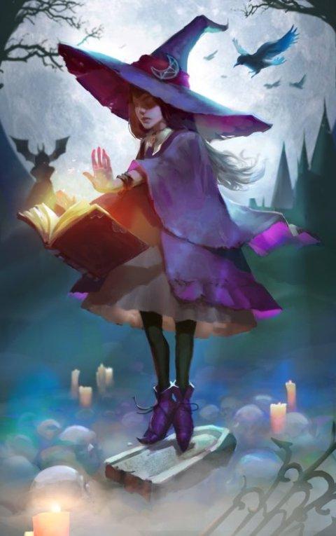 Tatyana Latypova cg-sister artstation deviantart arte ilustrações fantasia games