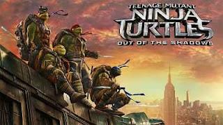 Teenage Mutant Ninja Turtles Out of the Shadow 2016 Hindi English Movie 300mb HDRip