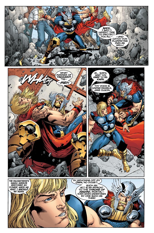 Thor (1998) Issue #49 #50 - English 5