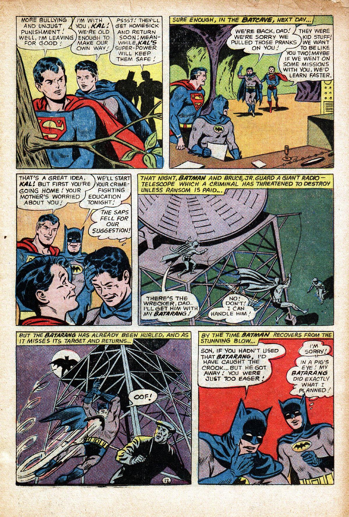 Read online World's Finest Comics comic -  Issue #157 - 17
