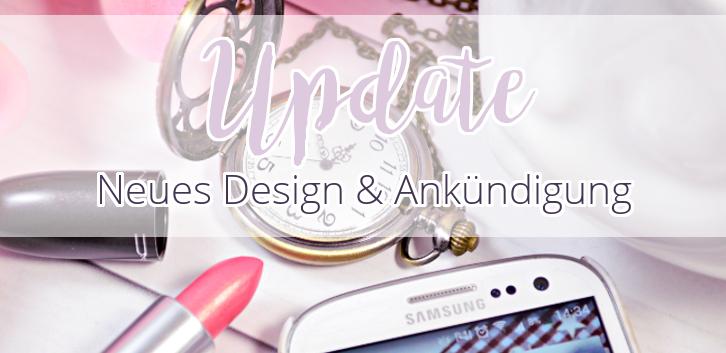 Produkt (Up)Date - Neuigkeiten auf dem Blog und aus Beautywelt