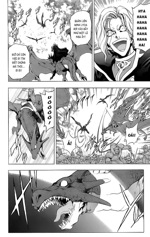 Fire Emblem - Hasha no Tsurugi chap 030 trang 9