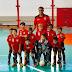 Copa Garotão de futsal: Sub-8 do Paulista Soccer Center segura empate e vai a decisão