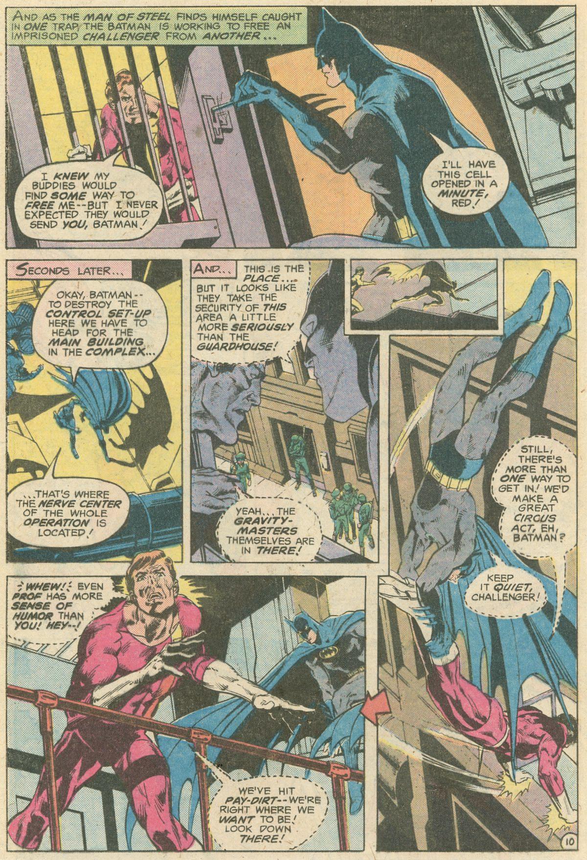 Read online World's Finest Comics comic -  Issue #267 - 12