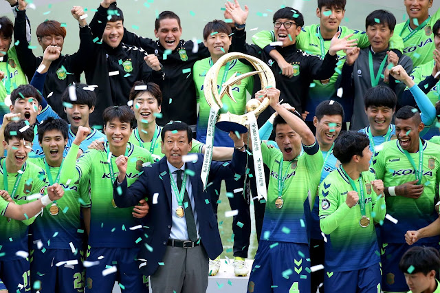 Jeonbuk Hyundai Motors K League Classic Champions 2017 Review
