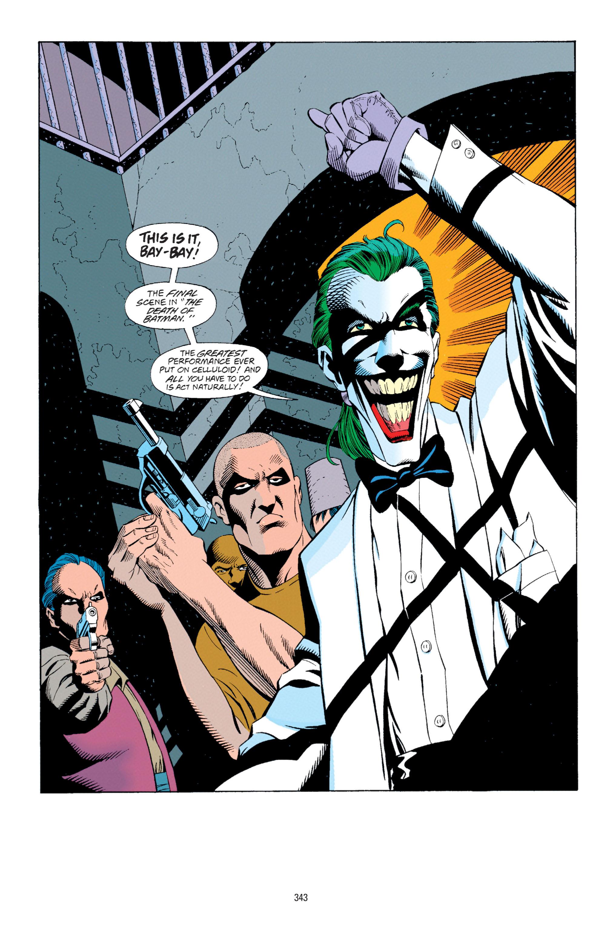 Detective Comics (1937) 673 Page 1
