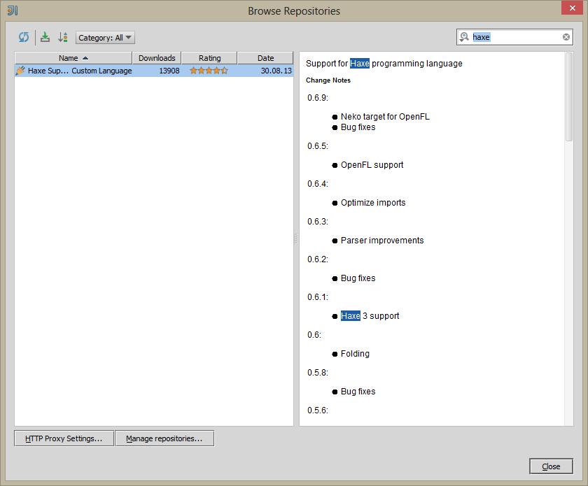 Setting Up Haxe/OpenFL Project in IntelliJ IDEA | Haxe 3 Tutorials