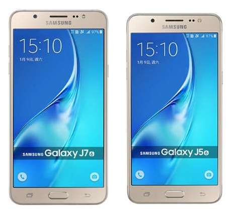 Samsung Galaxy J5 and Galaxy J7 2016 Editions Launched