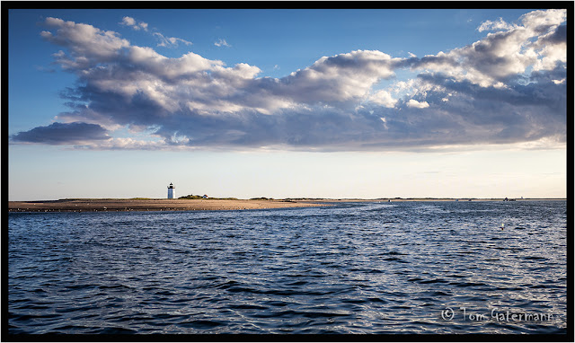 Long Point Lighthouse and Wood End Lighthouse