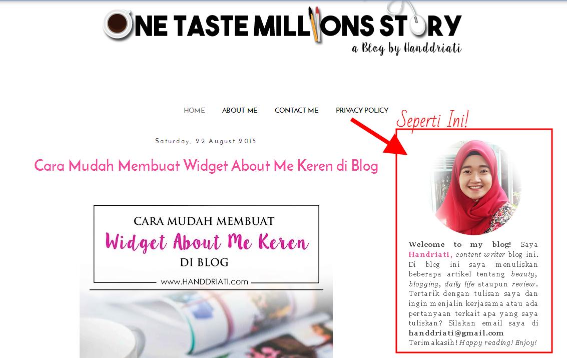 Tips Cara Menulis Di Blog mudah