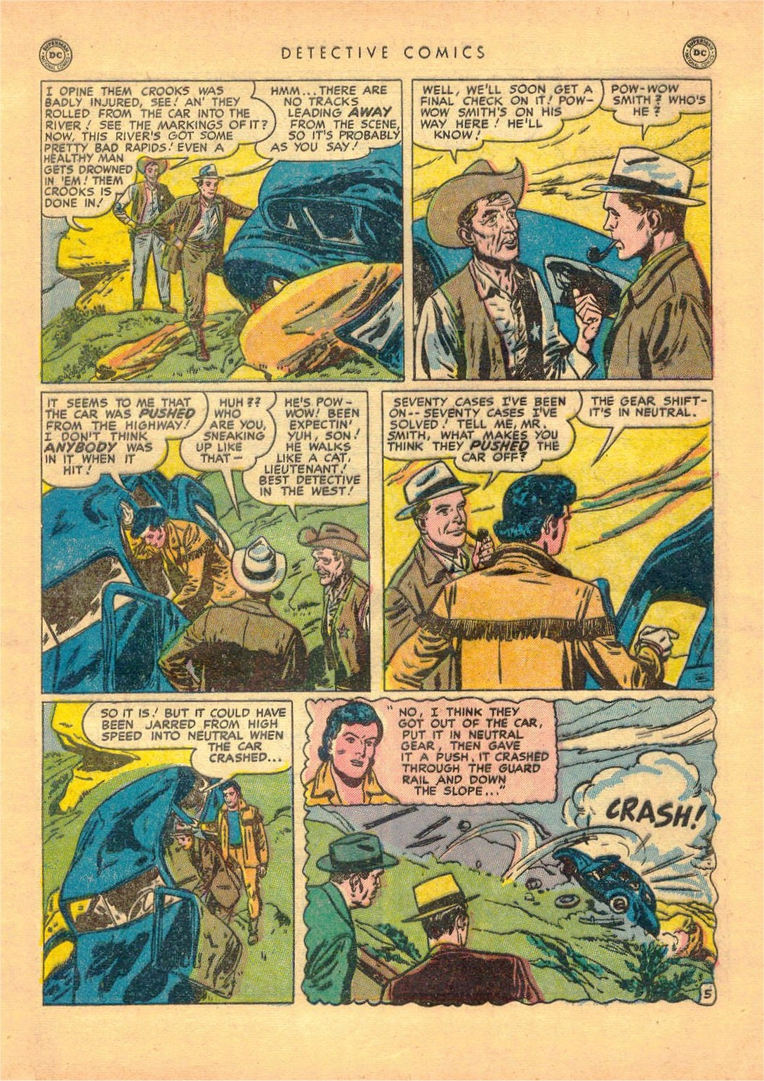 Read online Detective Comics (1937) comic -  Issue #161 - 43