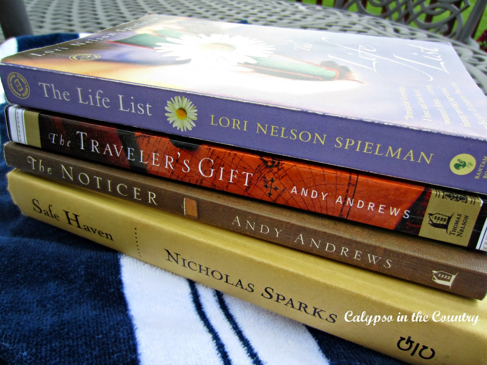 Summer Reading List - Some great books to add to your list!