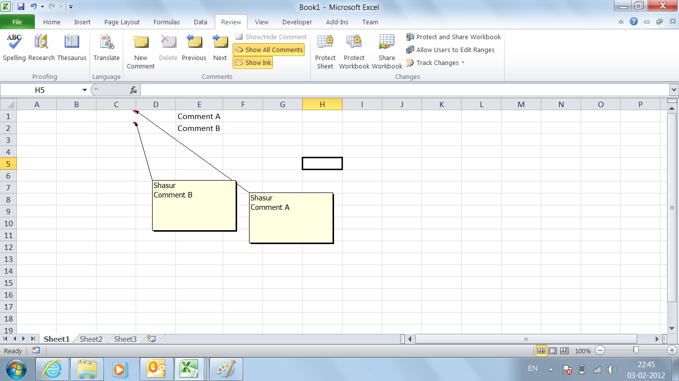 Vba Tips Amp Tricks How To Convert Excel Text To Comments Using Vba