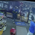 Suspect breaks into crowded liquor store, starts shooting. He apparently doesn't expect off-duty cop — or death.