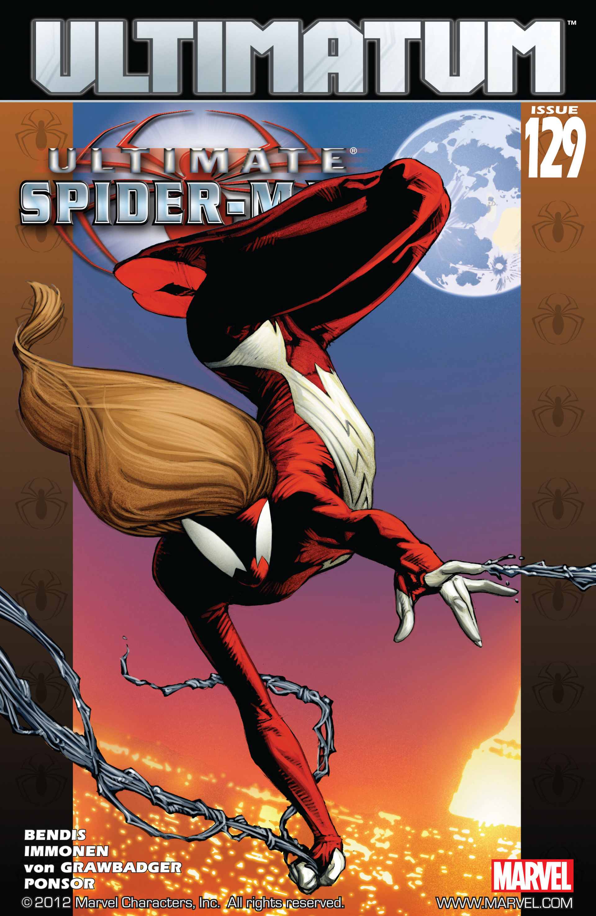 Read online Ultimate Spider-Man (2000) comic -  Issue #129 - 1