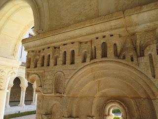 Capitel Claustro de las Claustrillas Monasterio de las Huelgas