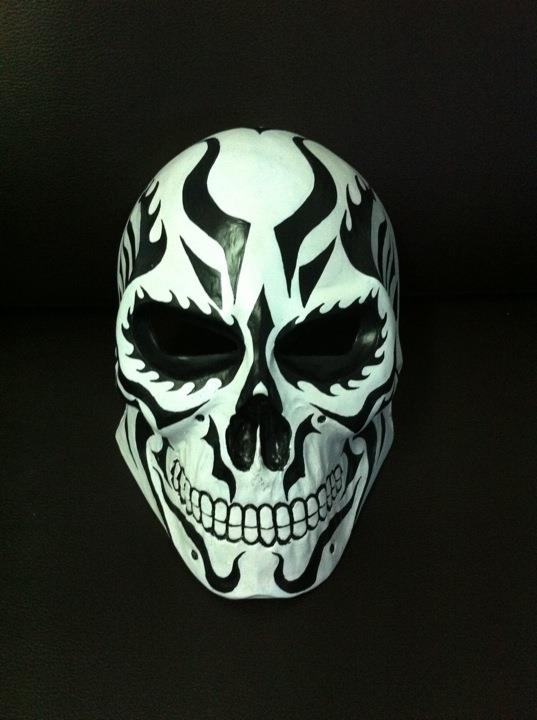 ARMY OF TWO MASK GALLERY
