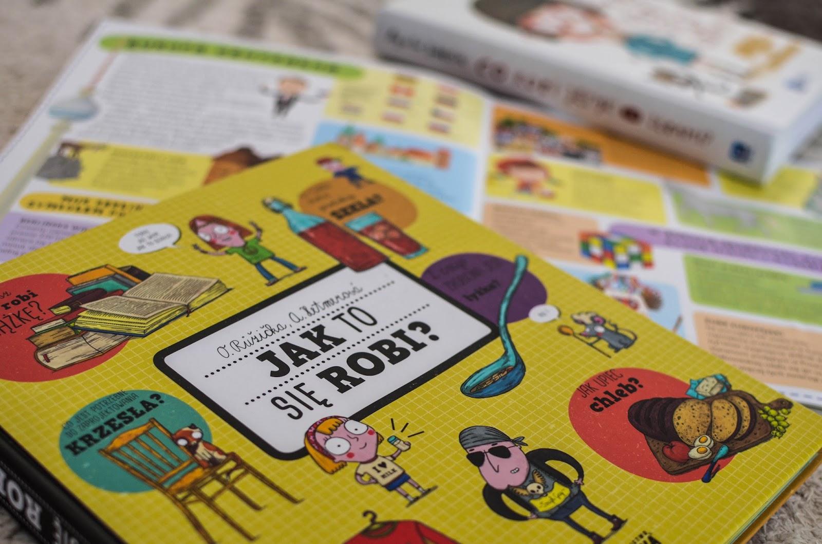 ciekawe książki edukacyjne dla dzieci, książki dla przedszkolaka, książki dla ucznia