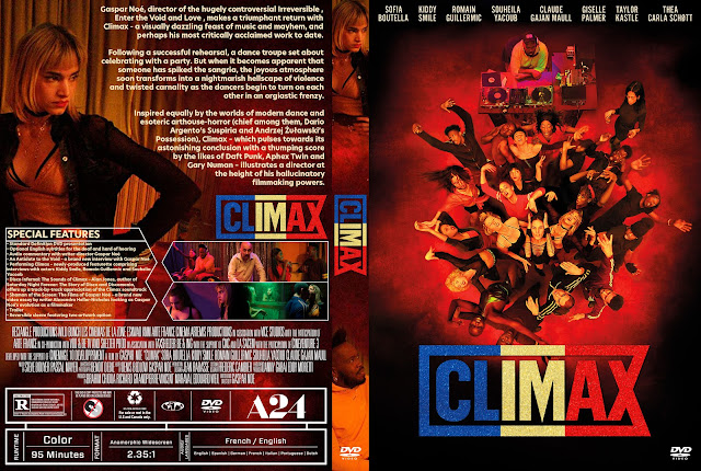 Climax DVD Cover