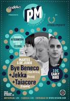Concierto de Bye Beneco, Jekka y Taiacore en Costello Club