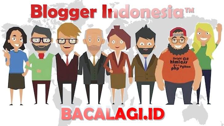 BLOGGER INDONESIA: Ikatlah Ilmu dengan Menuliskannya, Maksudnya?
