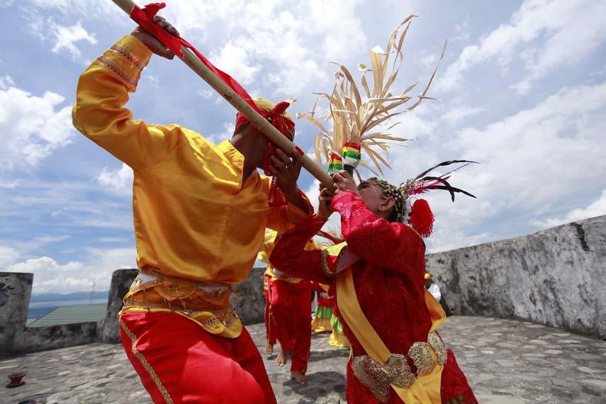 Tari Salai Jin, Tarian Mistis Dari Ternate Maluku Utara
