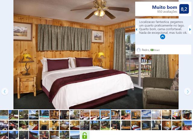 Hotel Big Bear Frontier para ficar em Big Bear Lake