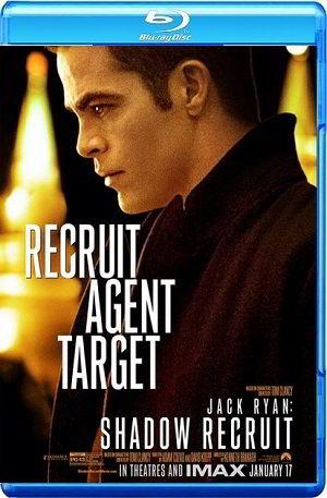 Jack Ryan Shadow Recruit BRRip BluRay 720p