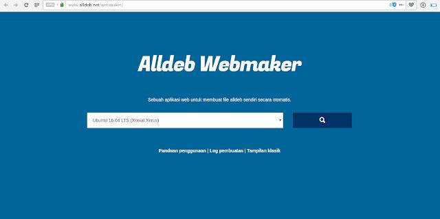 Alldeb Webmaker