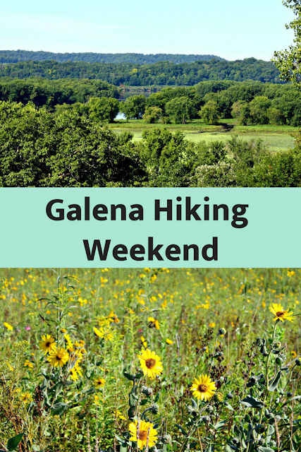 Galena Hiking Weekend in Galena, Illinois